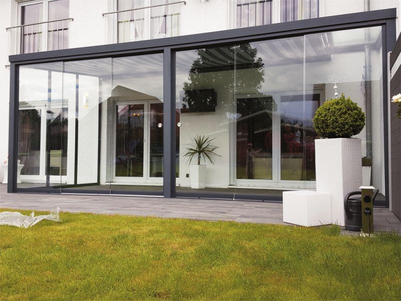 terrassenberdachung trend aluminium modell quottrend. Black Bedroom Furniture Sets. Home Design Ideas