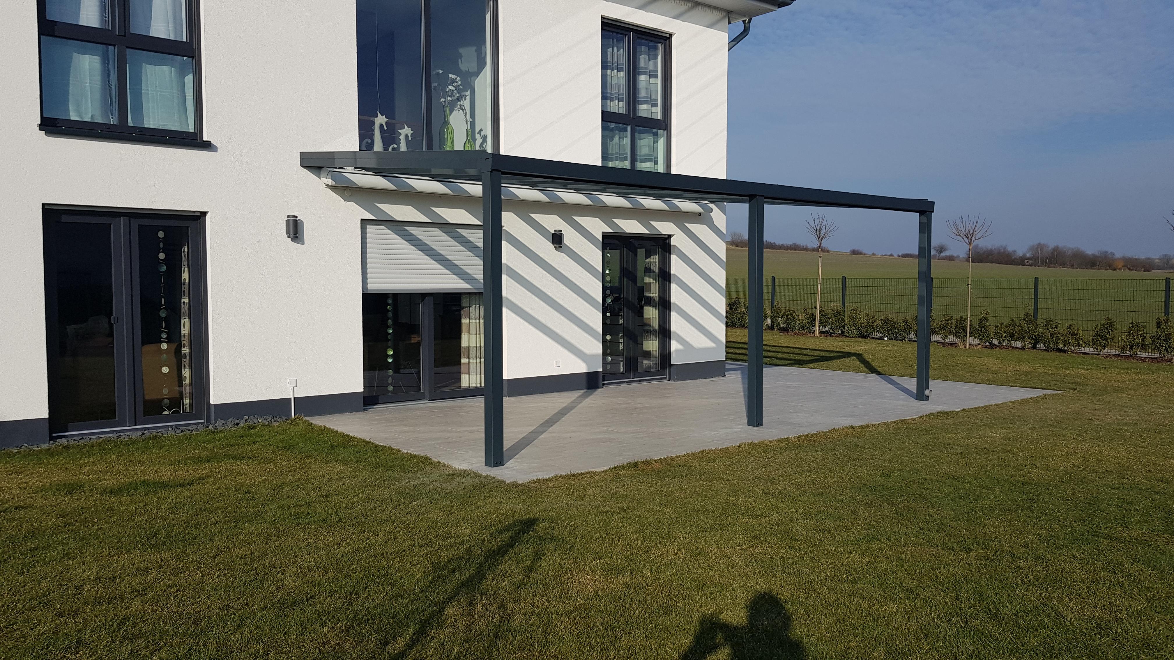 ma anfertigung von hochwertigen aluminium terrassen berdachungen wahlweise mit. Black Bedroom Furniture Sets. Home Design Ideas